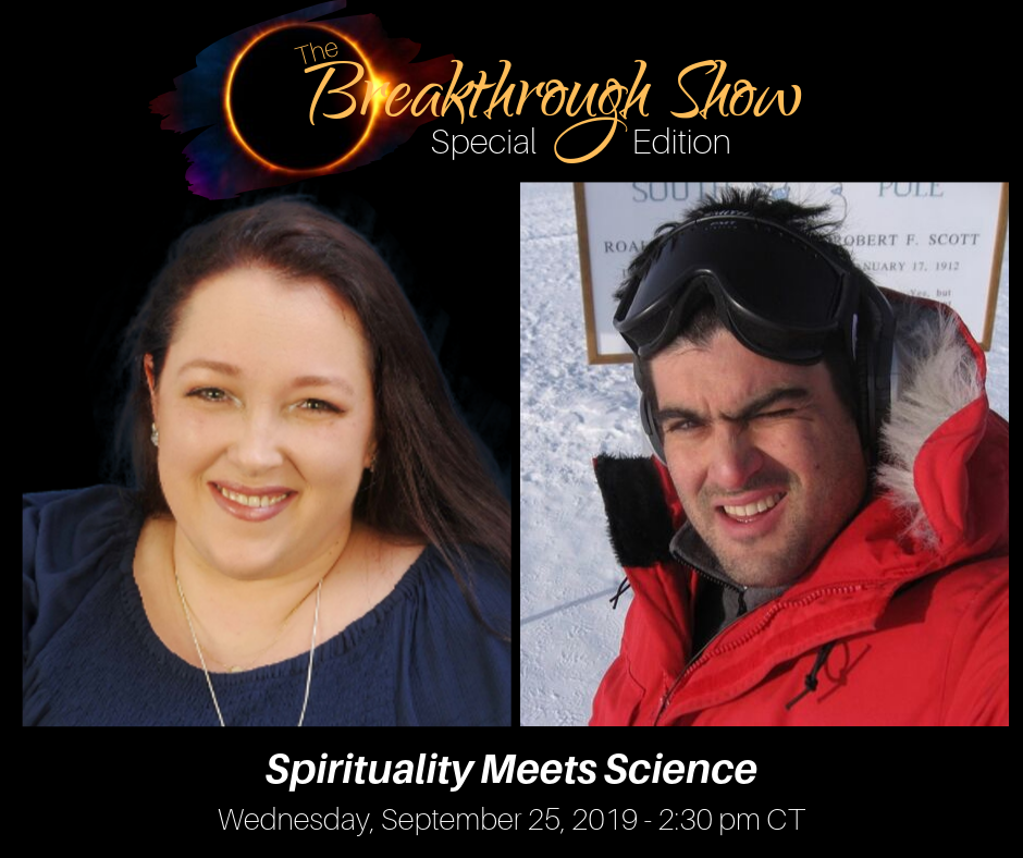 Spirituality Meets Science