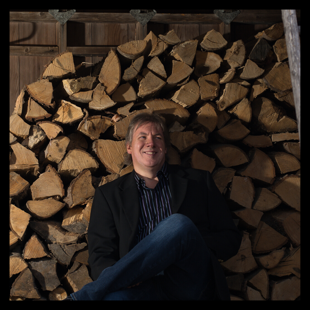 Steve Gamlin - The Motivational Firewood Guy