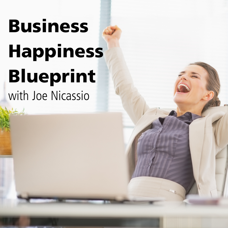 Business Happiness Blueprint for The Breakthrough Show