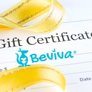 Beviva Foods Gift Certificate
